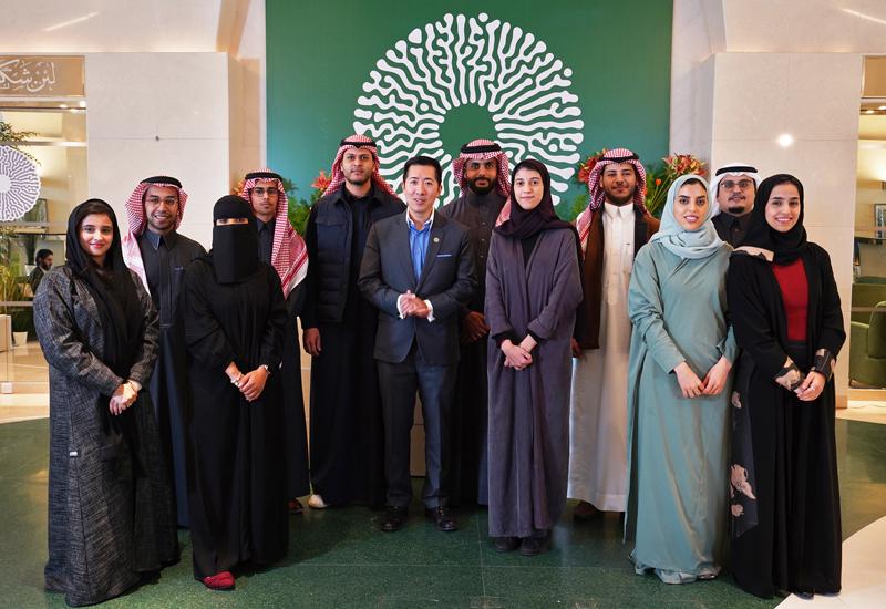 Amaala boosts Saudisation drive with internship programme