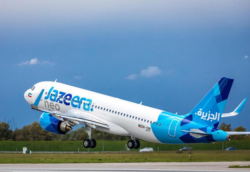 Kuwait's Jazeera Airways to offer 50,000 round-trip tickets to frontline workers