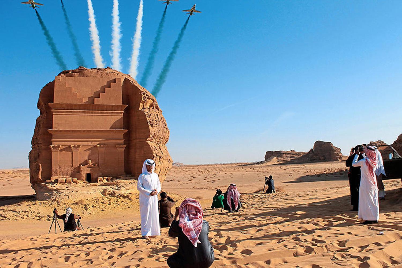 how can i go to saudi arabia
