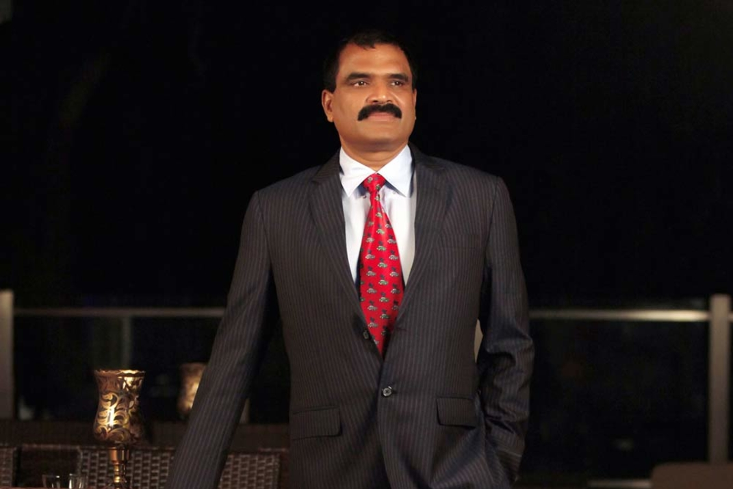 Raj Shetty