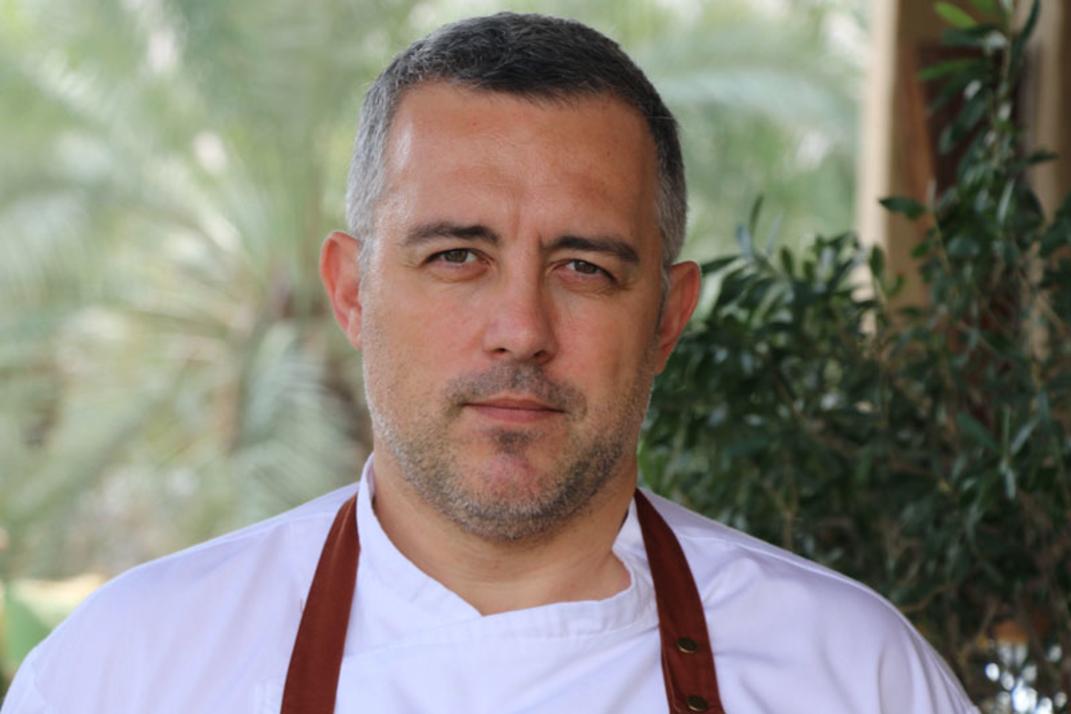 Five minutes with Six Senses Zighy Bay chef Michele Mingozzi