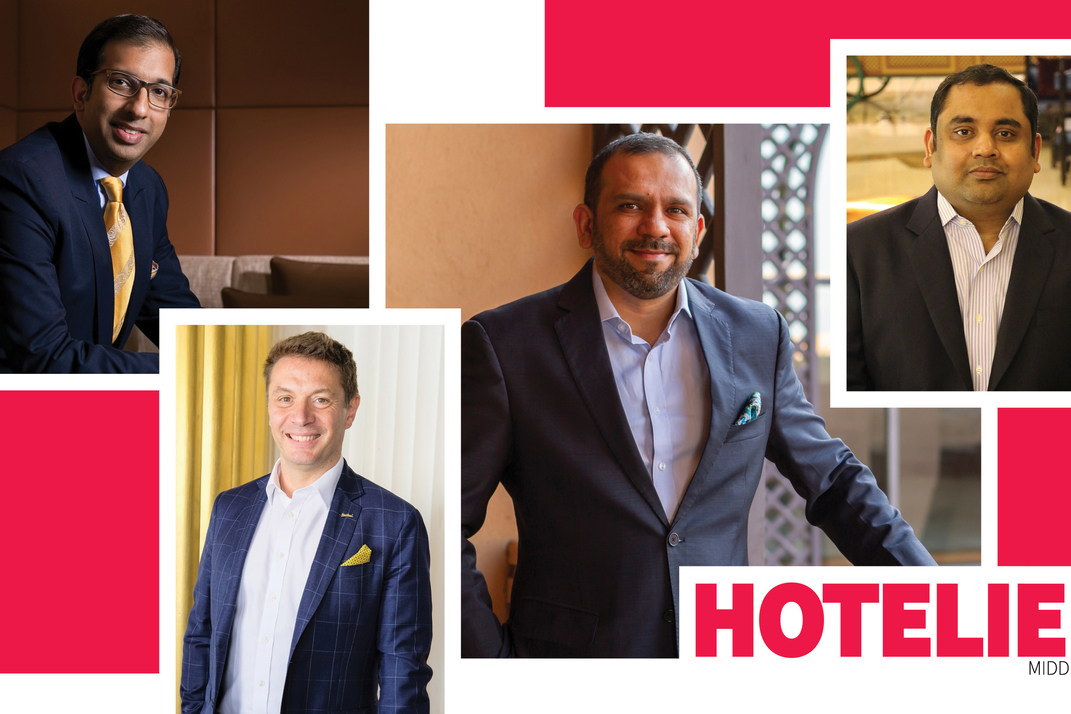 Top hospitality industry hires of the week