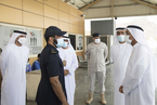 UAE's Minister of Climate Change and Environment visits Al Ain Farms
