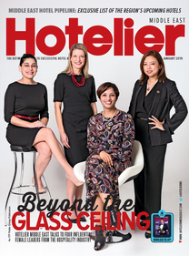 Hotelier Middle East - January 2019