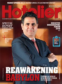 Hotelier Middle East - March 2019