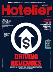 Hotelier Middle East - April 2019