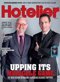 Hotelier Middle East - May 2019