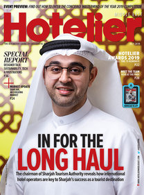 Hotelier Middle East - July 2019