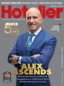 Hotelier Middle East - September 2019