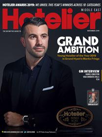 Hotelier Middle East - November 2019