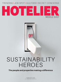 Hotelier Middle East - February 2020