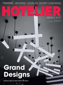 Hotelier Middle East - April 2020