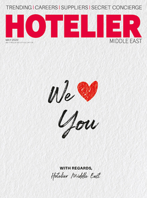 Hotelier Middle East - May 2020