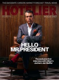 Hotelier Middle East - September 2020