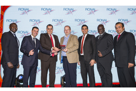 Holiday Inn Express DXB Airport team sweeps award