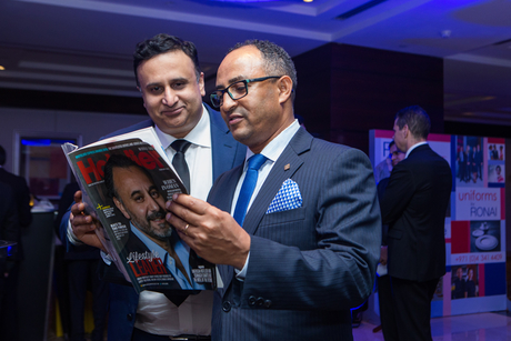 PHOTOS: Networking at Hotelier Express Awards 2018