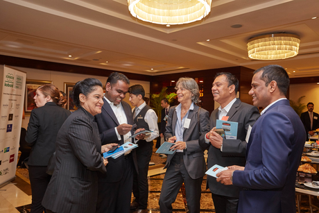 PHOTOS: Networking at The Hotelier ME Executive Housekeepers Forum 2018