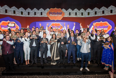 PHOTOS: All the winners from the Hotelier Middle East Awards 2018