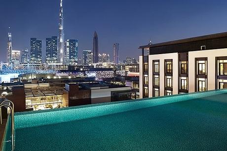 Dubai's La Ville Hotel & Suites launches new night pool package
