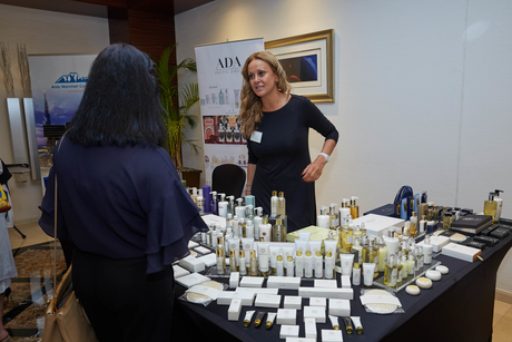 PHOTOS: Sponsor stands at Hotelier ME Executive Housekeeper Forum