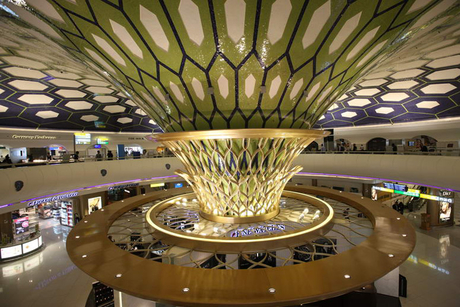 Abu Dhabi airport registers 10 million passengers in Jan to May