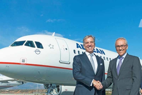 Starwood Hotels partners with Greek airline Aegean