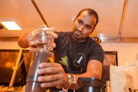PHOTOS: UAE National Aeropress Coffee Championship