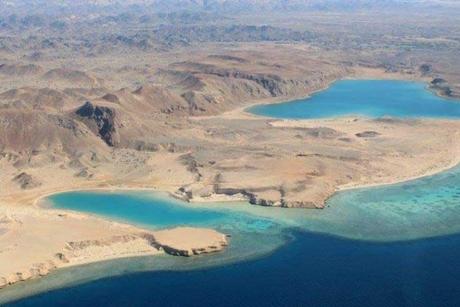 Saudi Arabia to build luxury tourism destination along northwest coast