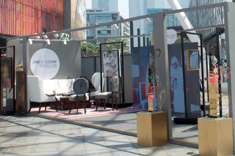 "Pullman Hotels partnered with IFDC to host ""Artist Playground"" in Dubai"