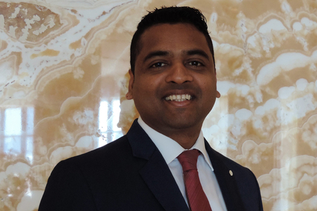Purchasing Power: InterContinental Abu Dhabi's Ashley Lobo