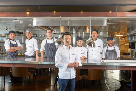 Inside the kitchen: Asia Asia