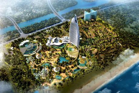 Kerzner's Atlantis set to debut its latest mega-resort in China