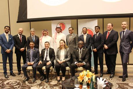 Les Clefs d'Or UAE elects ExCom for Bahrain Hotel Concierge Group