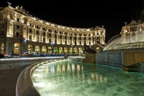 Qatar's Al Rayyan buying five-star Rome hotel