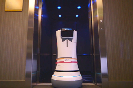 6 hotels that rely on robot staff for guest relations
