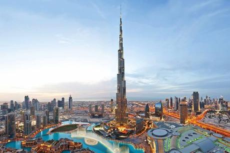 World's Tallest Donation Box launched on Dubai's Burj Khalifa