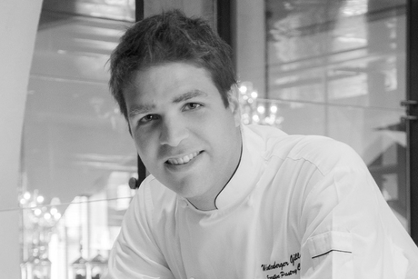 New executive pastry chef at The Chedi Muscat