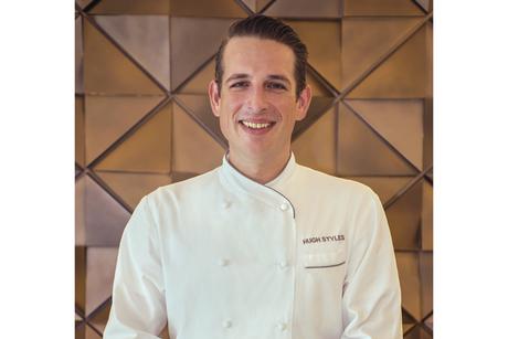 Sheraton Grand hires Hugh Styles as executive chef