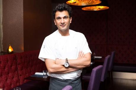 PHOTOS: Celeb chef Vikas Khanna at Junoon Dubai