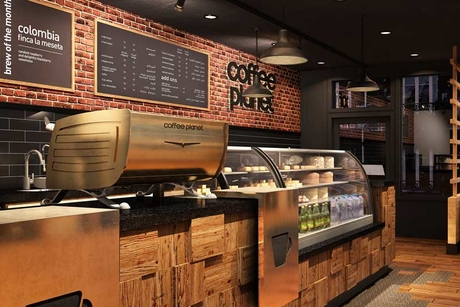 Coffee Planet offers new franchise concept