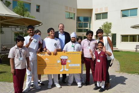 Costa Coffee raise over AED 100,000 for Al Noor Centre
