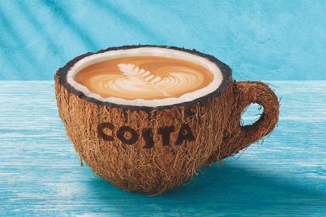 Costa Coffee UAE introduces coconut milk to its menu