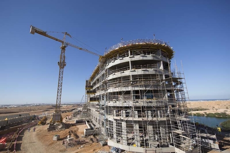 Omran on track to deliver 900 new rooms in Muscat