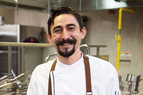 New Recruit: La Tablita's Ivan Vidal