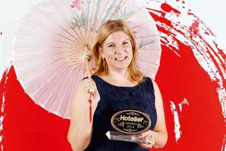 Hotelier Awards 2014 winners flashback: Dara Pinke