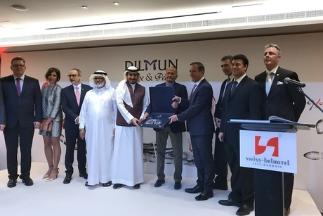 Swiss-Belhotel Bahrain partners with Rowaq Al-Balqa Foundation for book launch