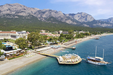 DoubleTree by Hilton Antalya - Kemer opens on the Turkish Riviera