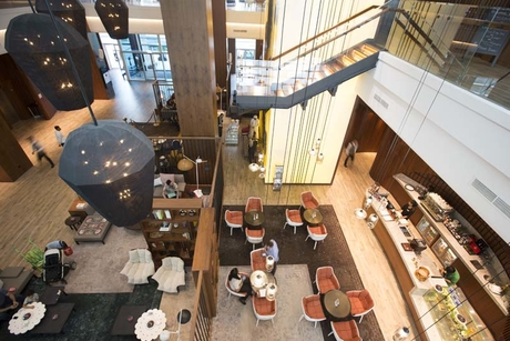 Hilton globally ranked second best place to work