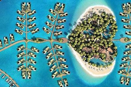 Heart-shaped honeymooners island planned for Dubai