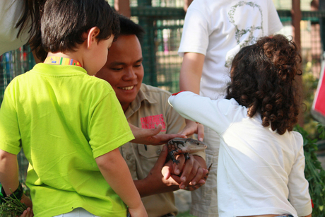 Abu Dhabi's Emirates Park Zoo launches summer camp for kids